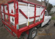 Camioneta ford courier, contactarse.