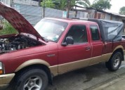 Venta de excelente ford ranger cabina y mesia