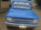 Se vende esta camioneta ford curier