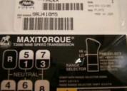 Vendo excelente caja de cambios de volqueta mack