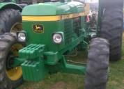 Vendo tractor agricola john deere 2040, consultar precio.