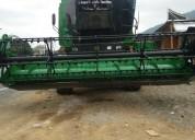 Oportunidad!. cosechadora jhon deere 1175 del 2012 hyd