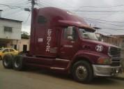 Vendo barato trailer freightliner 2001