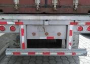 Se vende plataforma por un chasis