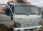 Hyundai hd72 2003 negociable, aprovecha ya!.