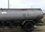 Vendo tanque 9 .3m por areglar, contactarse.