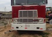 Excelente camion cabezal international