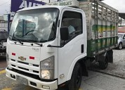 Excelente chevrolet camión nlr 2012