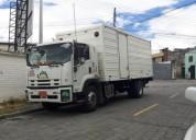 Vendo excelente camión chevrolet ftr 2011
