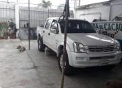 Excelente dmax 2008 gasolina 2do dueño