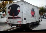 Se vende excelente furgón de aluminio 4.50 x225x225