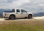 Excelente camioneta doble cabina d max 3.0