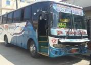 Se vende excelente bus chevrolet isuzu ftr