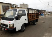 Vendo excelente camion kia k2700 año 2002