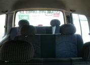 Excelente furgoneta de venta kia año 2013