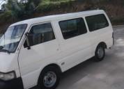 Vendo furgoneta kia besta, del 94, contactarse.