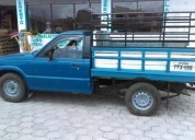 Vendo linda camioneta mazda 2000