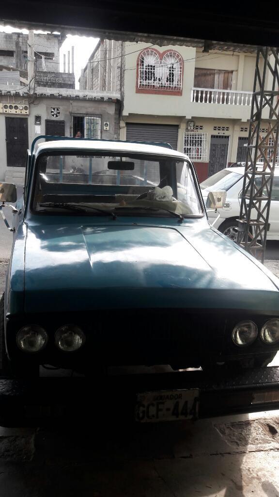 Excelente Camioneta Mazda 1977
