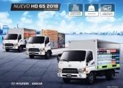 ¡oferta! hyundai camiones año 2018 hd65
