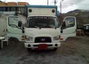Vendo excelente camión hyundai hd 65 2012