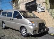Se vende furgoneta h1 starex 2006