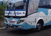 Excelente bus hino 2011