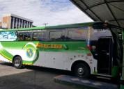 Vendo excelente bus fg 2011