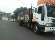 Excelente camion plataforma daewoo