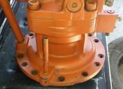 Excelente excavadora motor de giro