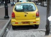 Vendo excelente taxi año 2001