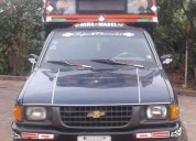 Se vende excelente camioneta 2300 chevrolet luv japones