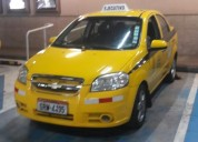 Se vende excelente taxi ejecutivo