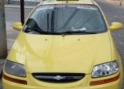 Vendo taxi convencional en ibarra