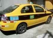 Vendo excelente taxi ejecutivo