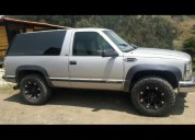 Grand blazer manual 4x4, full, contactarse.