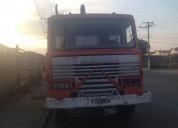 Volqueta Scania 78 en Durán