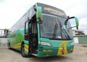 Bus con cupo coop interprovincial transporte manglaralto