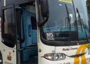 Excelente bus scania 2004