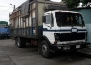 Camión mercedes 1419 del año 1990 matriculado al día, oportunidad!.