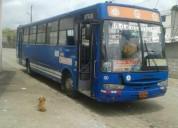 Se vende este bus, contactarse.