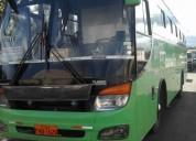 Vendo bus con puesto o sin puesto