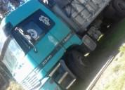Vendo excelente camion actros de 1999