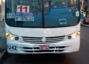 Vendo bus mercedes benz 1721 aÑo 2001, buen estado.