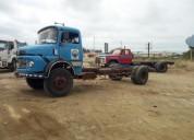 Vendo excelente camion mercedes benz 352