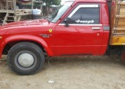 Vendo excelente toyota stoup 2200
