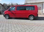 Vendo buseta volkswagen transporter 2012, contactarse.