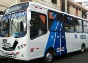 Vendo excelente bus volkswaguen 9-150 año 2014