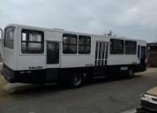 Vendo excelente bus volkswagen 2004
