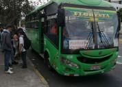 Vendo bus trans floresta volkswagen 10 150 modelo 2014