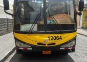 Se vende excelente bus escolar con puesto